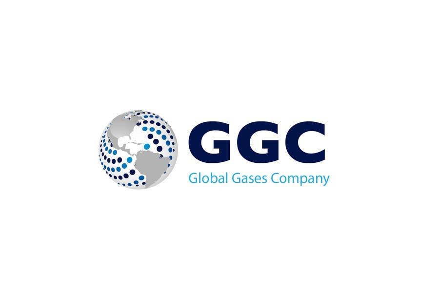 Penyertaan Peraduan #                                        218                                      untuk                                         Logo Design for Global Gases Company