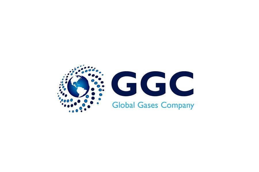 Penyertaan Peraduan #                                        220                                      untuk                                         Logo Design for Global Gases Company