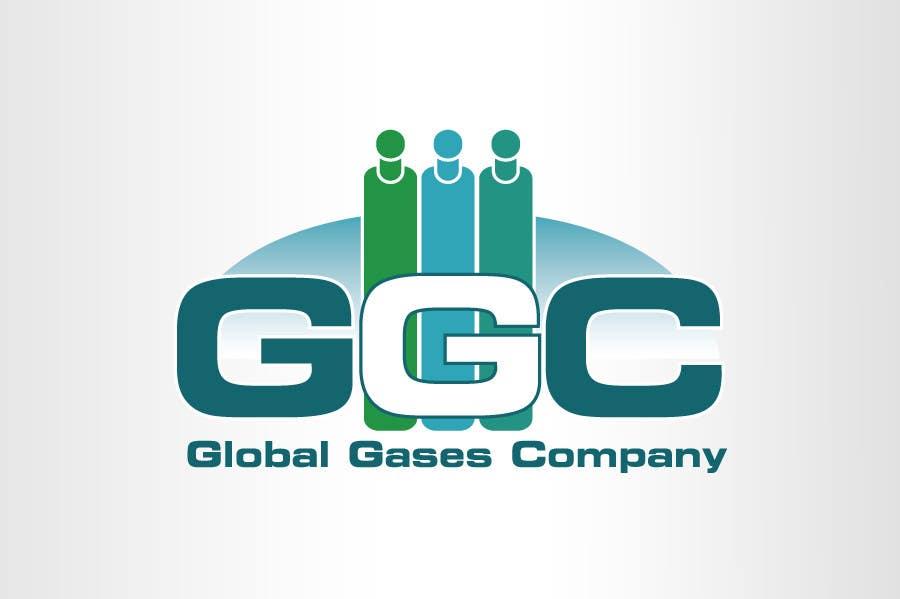 Inscrição nº 225 do Concurso para Logo Design for Global Gases Company