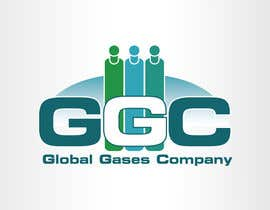 nº 225 pour Logo Design for Global Gases Company par orangedroplet
