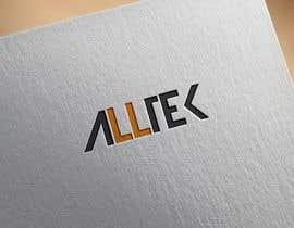 Nro 3 kilpailuun Design en logo for Alltek käyttäjältä dgnmedia