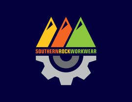 nº 5 pour Design a Logo for Southern Rock Workwear par wavyline