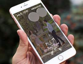 Nro 1 kilpailuun Design Snapchat Filters for a wedding käyttäjältä DogmaGlobal
