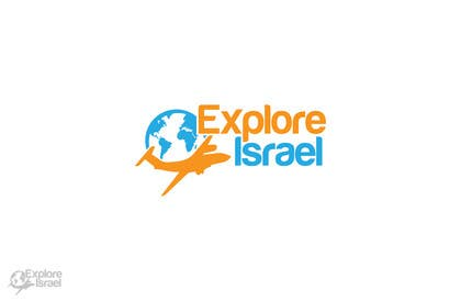 SergiuDorin tarafından Name and logo for new travel and tour company in Israel - repost. için no 12
