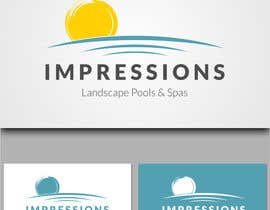 Nro 291 kilpailuun Design a Logo for Impressionscape.com käyttäjältä mille84