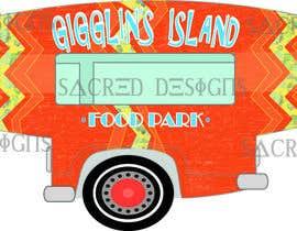 Nro 34 kilpailuun Design a Fun Food Park Logo! käyttäjältä mikemaldonado