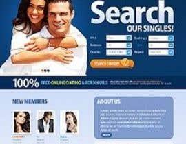 #9 for Dating Website by Mizanurahman1