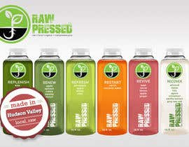 nº 2 pour Design a Flyer for Cold Pressed Juice par tanav
