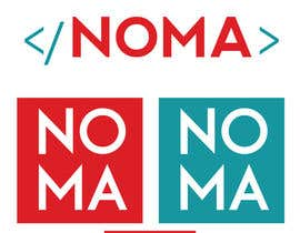 #16 para Design a Logo for NOMA por MaxCara