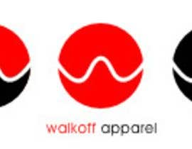 #287 för Logo Design for Walkoff Apparel av designgs