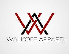 #281 za Logo Design for Walkoff Apparel od arunstudios