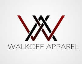 #280 za Logo Design for Walkoff Apparel od arunstudios