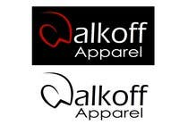 Graphic Design Конкурсная работа №99 для Logo Design for Walkoff Apparel