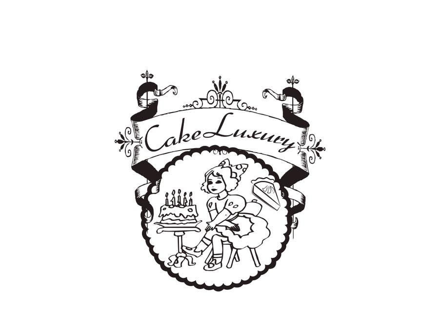 #110 for Design a Logo for Cake Decoration Business by ryreya