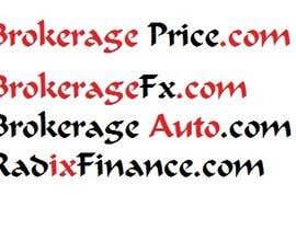 Nro 62 kilpailuun NEW BUSINESS NAME (FINANCE BROKERAGE) käyttäjältä leariedv
