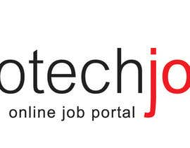 #155 para Logo design for IT Job portal por duttarajesh07