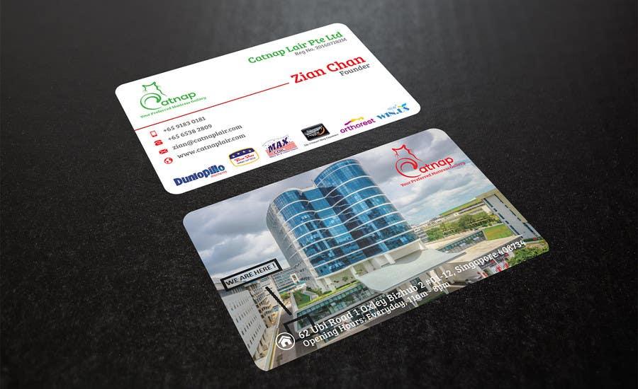 Kilpailutyö #7 kilpailussa Design some Business Cards