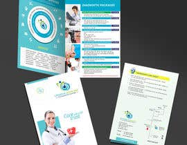 Nro 24 kilpailuun Design a brochure for General Services of  a Hospital / Nursing home cum diagnostic centre käyttäjältä geepeemistry