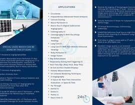 Anaveen1234 tarafından Design a brochure for CT Scan Services of a diagnostic centre için no 6