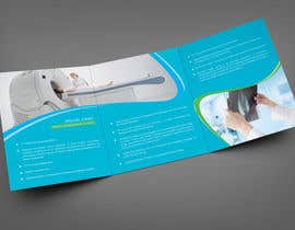 DEZIGNWAY tarafından Design a brochure for CT Scan Services of a diagnostic centre için no 10