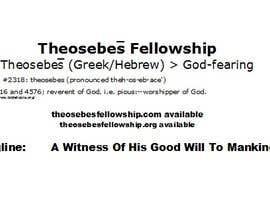 rizarocks tarafından Provide a name & tagline for new Christian Society için no 81