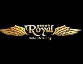 #9 para Design a Logo Royal Detailing por munna4e3