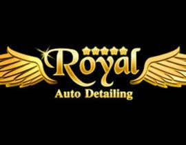 #16 for Design a Logo Royal Detailing by catrinaalex89