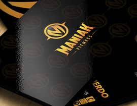 #72 for Design some Business Cards for Maniak Fitness by RERTHUSI