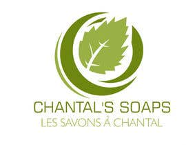 #154 for Design a Logo for Chantal's Soaps by CAMPION1
