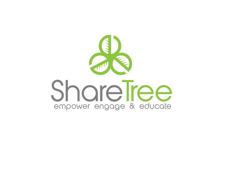#181 for Design a Logo for ShareTree.org by rraja14