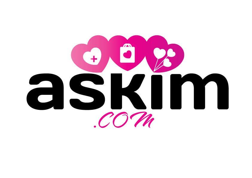Конкурсная заявка №146 для Logo Design for ASKIM - Dating company logo