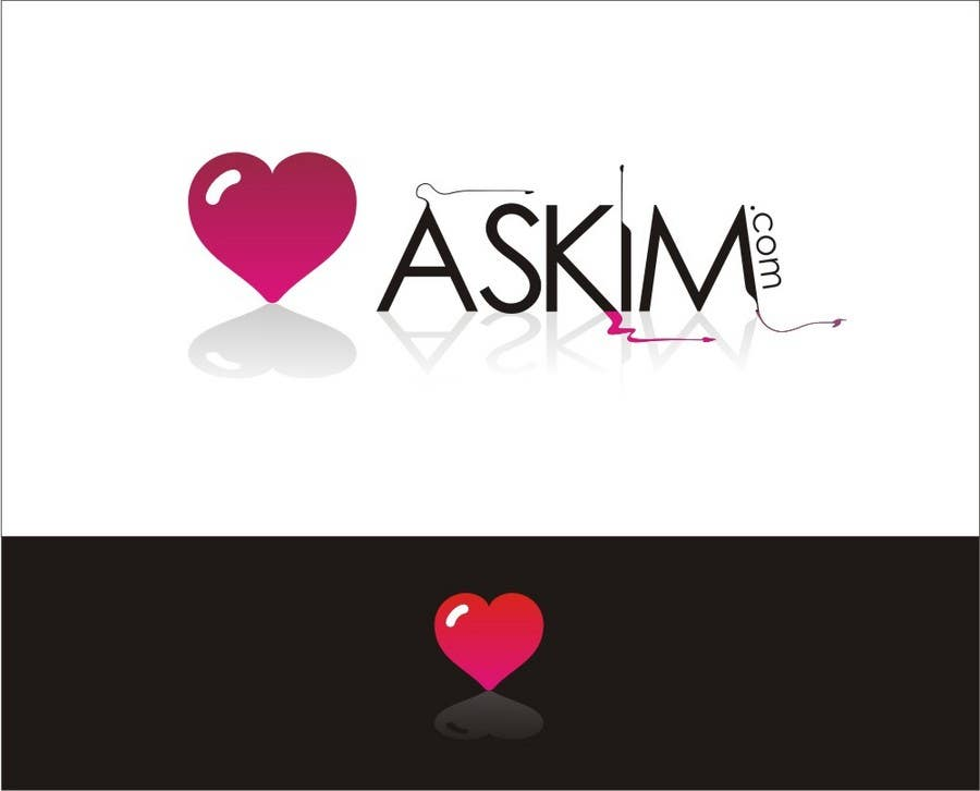 Конкурсная заявка №249 для Logo Design for ASKIM - Dating company logo