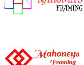 #25 for Design a Logo for Framing store af rajeevsukhija1