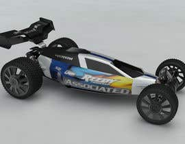 #18 untuk Illustrate an RC Shell for a Buggy oleh darioveruari