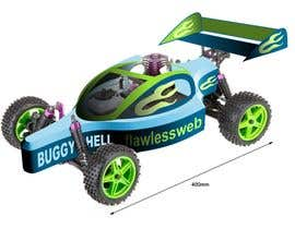 #2 untuk Illustrate an RC Shell for a Buggy oleh Orlowskiy