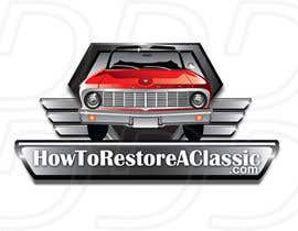 ntandodlodlo tarafından Design a Website Mockup for Classic Car Restoration Site. Layout provided. Just need your magical touches. için no 5