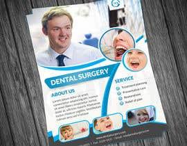 Nro 19 kilpailuun Design a Dental Flyer käyttäjältä avizeet85