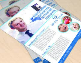Nro 8 kilpailuun Design a Dental Flyer käyttäjältä Sohannishu