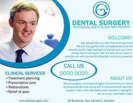 Nro 11 kilpailuun Design a Dental Flyer käyttäjältä freelancerdas10