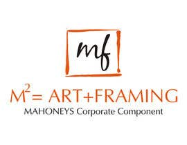 nº 5 pour Corporate Logo for Picture Framing site par primavaradin07