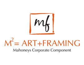 #6 para Corporate Logo for Picture Framing site por primavaradin07