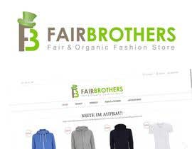 nº 109 pour Design a Logo for Fair&Organic Fashion Store par bde2014