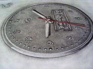 CONTEST for JUWIN: Drawing/sketch of a clock design contest winner