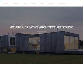 #8 para Design a website for architecture company por borderbabe2412
