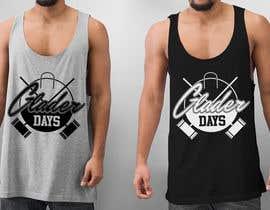 Nro 10 kilpailuun Design a T-Shirt käyttäjältä Cheda