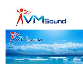 #58 for Graphic Design for VMSound.com by junaidaf
