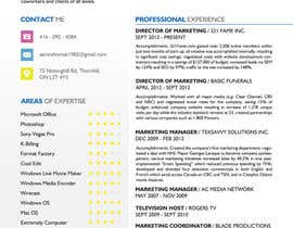 #6 for convert my resume to an eye catching graphic resume by Qomar