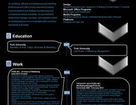 #9 for convert my resume to an eye catching graphic resume by angelajohnson70
