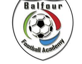Exer1976 tarafından Design a Football Academy Logo için no 129