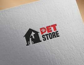 Nro 168 kilpailuun Logo for a Pet Store käyttäjältä bluebellgraphic